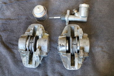 Used brake calipers MC and res