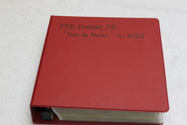 Documentation Red Binder 1