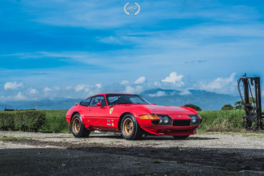 004 Ferrari Daytona Exteriores Set2 Photo Carlos Perez