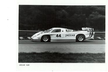 Jaguar XJR Period Photos0002